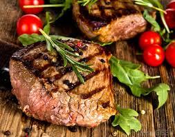 Fresh an Delicious New York Steak!